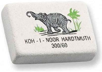 KOH-I-NOOR 0300060025KD Soft Eraser for Graphite Pencil 17 (Min order 6 - Total £1.02) @ Amazon (+£4.49 Non-prime)