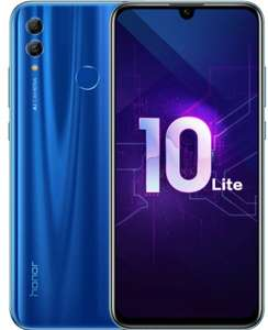 HUAWEI Honor 10 Lite 4G Smartphone 6.21 inch Android £109.20 from Gearbest
