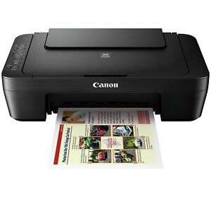 Canon Pixma MG3050 All-In-One Wireless Printer - Black £25.99 at Argos/eBay
