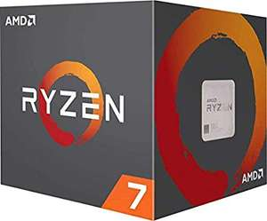 AMD Ryzen 7 3800X Processor (8C/16T, 36MB Cache, 4.5 GHz Max Boost) and 3 months games pass £299.99 Delivered @ Amazon