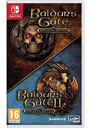 Baldurs Gate Enhanced Edition (Nintendo Switch) - £22.85 delivered @ Base