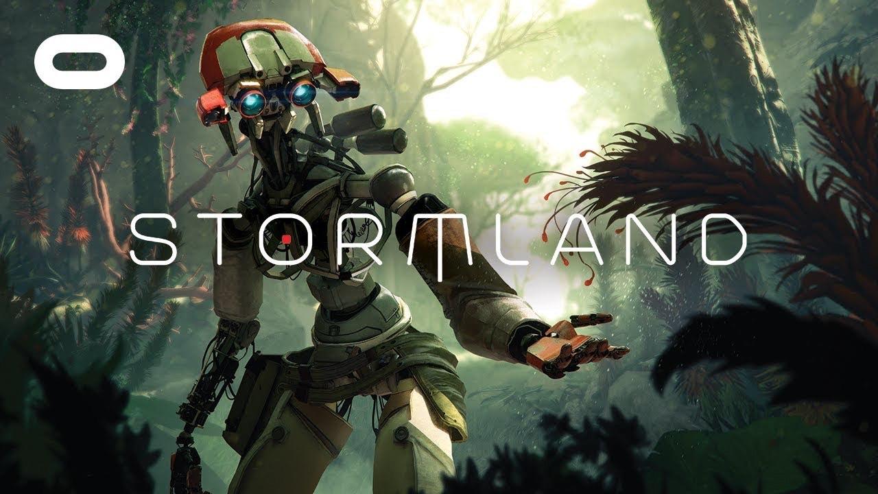Oculus Stormland VR - Rift S / Rift - Insomniac Games £22.99 at Oculus