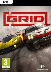 [Steam] GRID (PC) - £9.93 @ Instant Gaming
