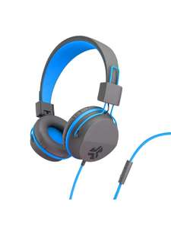 JLab Audio JBuddies Studio Children's Volume Limiting Over-Ear Headphones £10 + £2 Click & Collect @ John Lewis & Partners