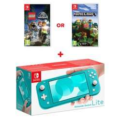 Nintendo Switch Lite (all colours) & Select Game - £189.99 delivered @ Smyths (also £209.99 Switch Lite & Game Bundles)