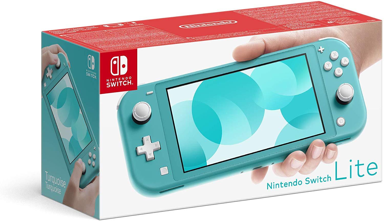 Nintendo Switch Lite - Turquoise £169 Amazon