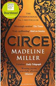 Circe by Madeline Miller - £1.29 kindle book at Amazon