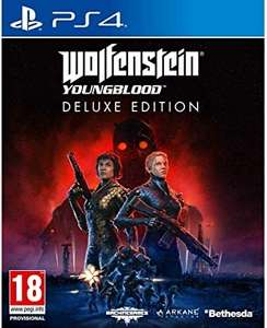 Wolfenstein Youngblood PS4 / Xbox One + 6 Months Spotify Premium £9.97 @ Currys PCWorld Click & Collect Only - £9.97