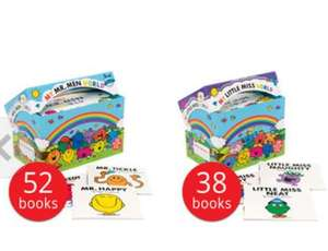 Mr Men Collection & Little Miss Collection Both for £22.40 with code & free postage (plus more in post) @ Book People