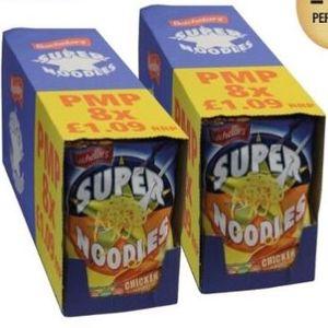 16 Batchelors Super Noodles - Chicken £5.99 @ costco