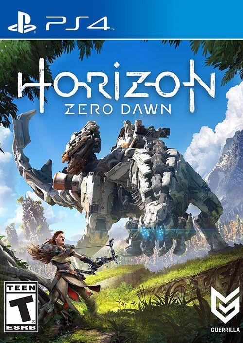 Horizon Zero Dawn Complete Edition PS4 (US/CA Accounts) £2.79 / God of War £3.79 (US/CA Accounts) @ CDKeys