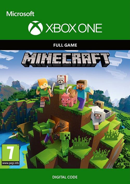Minecraft [Xbox One] code - £3.79 @ CDKeys