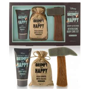 Disney 7 Dwarves Dont be Grumpy be Happy Bath Gift Set - £2.99 @ Argos ( free click and collect ) More offers available in the thread.