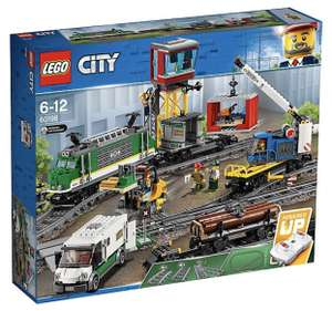 Lego 60198 City Cargo Train Set £125.97 Amazon