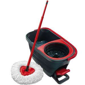Vileda Turbo Smart Mop and Bucket for £16.99 With Code free click and Collect @ RobertDyas