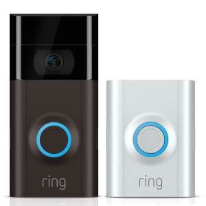 Ring Wi-Fi Video Doorbell 2 £101.15 with code at Robert Dyas - Free Click & Collect
