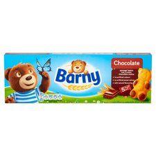 Barny Chocolate Kids Sponge Bear 5 Pack 150G - £1 @ Tesco