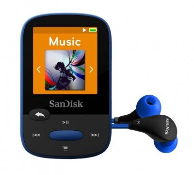 SanDisk Clip Sport MP3 Player 8GB for £22.59 Delivered @ Picstop