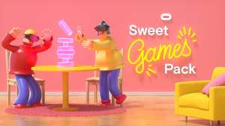 Oculus Quest Sweet Games Pack bundle £63.99 @ Oculus Store