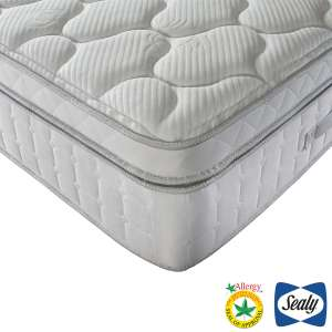Sealy Prestige 1400 Pocket Latex Mattress discounted at Costco online - From £319.99