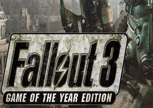 Fallout 3 GOTY edition Steam CD Key £1.81 @ gamivo / playtime