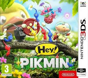 Hey Pikmin 3DS - £6.95 delivered @ The Game Collection