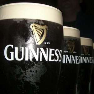 Get a free pint of Guinness on the 23rd Feb, 7th March & 14th March at over 770 Pubs (Incl' Slug & Lettuce & Yates) @ Stonegate Pubs