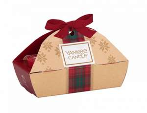 Yankee Candle 3 Votive Gift Sets, £2.99 free click&collect at Ryman