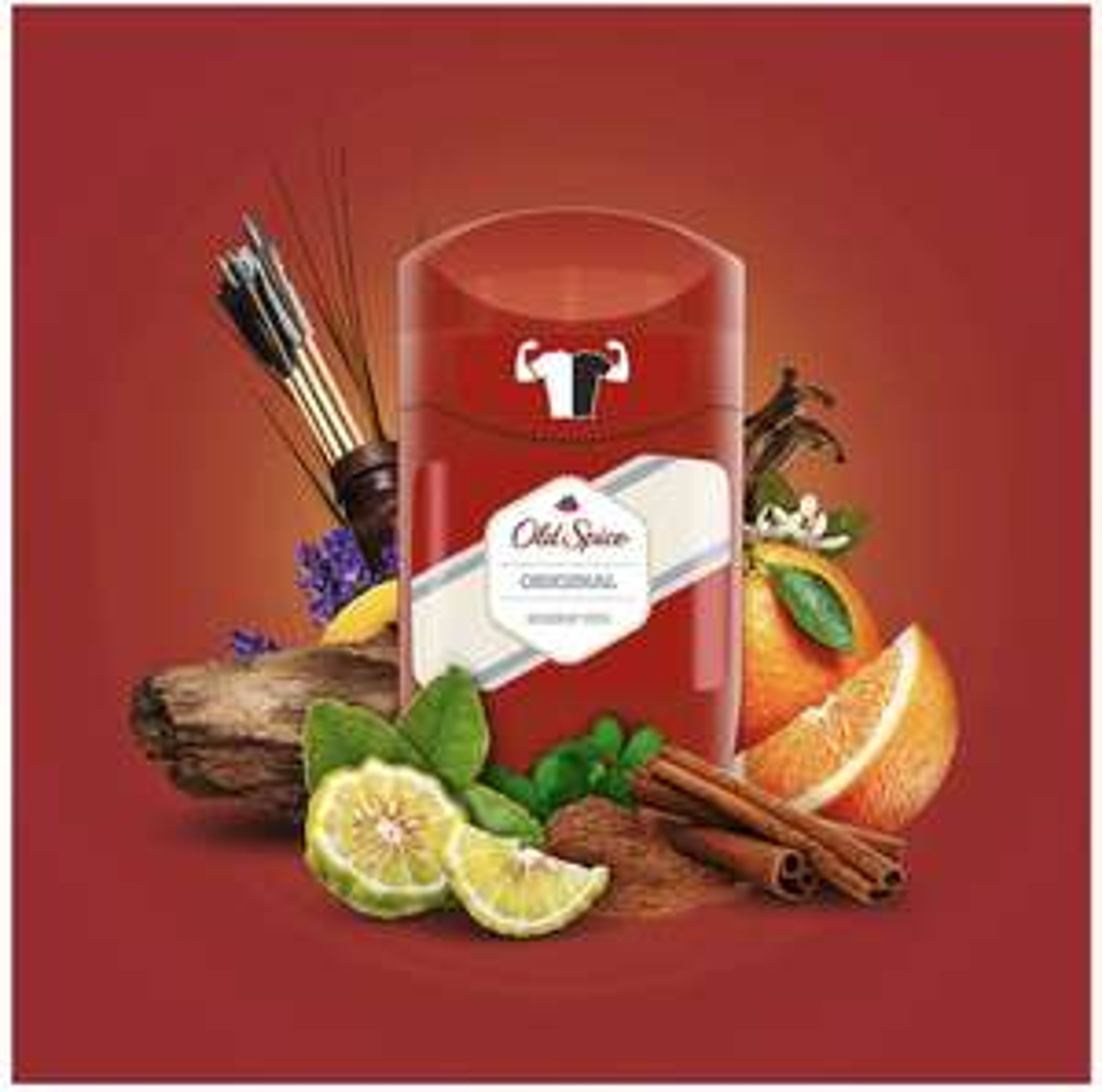 Old Spice Original Deodorant Stick, 50 ml £1.69 Prime/ £6.18 Non Prime at Amazon