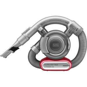 Black + Decker 10.8V Lithium Flexi Dustbuster Vacuum Cleaner - Grey/Red, Now £39.99 & 2 Year Guarantee +Free C&C @ Robert Dyas