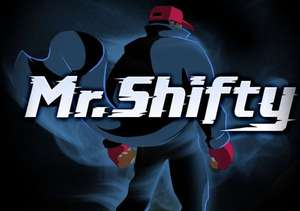Mr. Shifty (Steam PC) 2p with code @ Gamivo