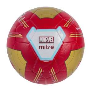 Mitre Footballs / Scriballs (size 5) £5 / £4 delivered @ Mitre [Spider-Man / Iron Man / Captain America]