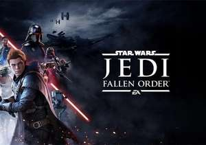Star Wars Jedi: Fallen Order - Deluxe Edition £22.74 (with code 14% off all items) @ Gamivo