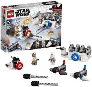 LEGO 75239 Star Wars Action Battle Hoth Generator Attack Target Shooting Set £12.49 Prime / £16.98 Non Prime at Amazon