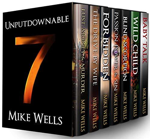 Seven 'Unputdownable' Books by a Master of Suspense FREE ebooks Kindle Edition @ Amazon