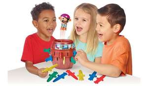 Tomy Pop Up Pirate Game £7.50 +Free C&C @ Argos