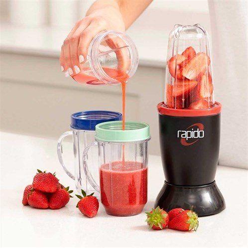 Rapido: 8-in-1 Food Processor & Blender £19.99 at JML Direct