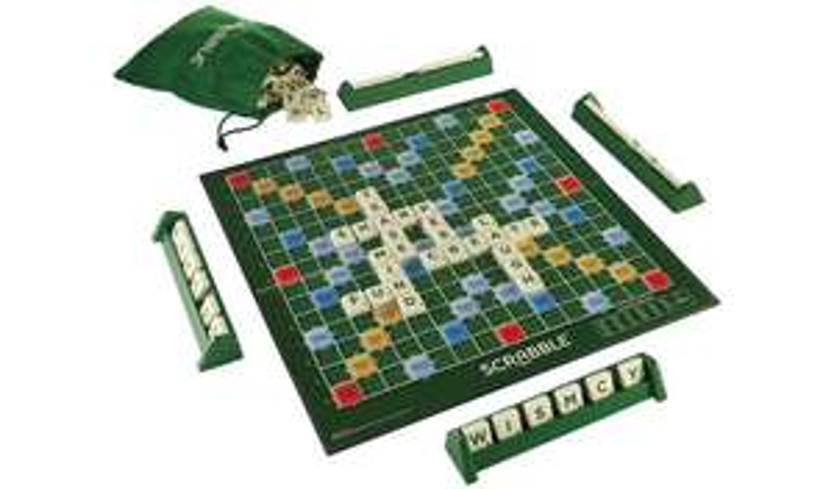 Scrabble Original Board Game, Now £12.75 + Free Click & Collect @ Argos