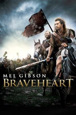 Braveheart 4K £3.99 @ iTunes
