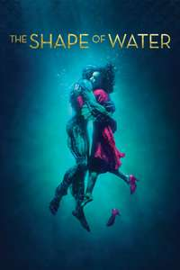 The Shape of Water 4K for £3.99 @ iTunes