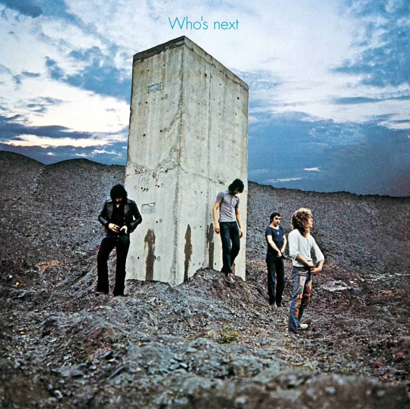 The Who - Who's Next? Vinyl £10.99 (Prime) @ Amazon (+£4.49 Non-prime)
