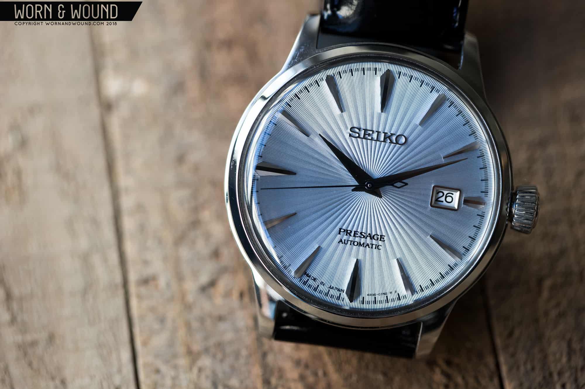 Seiko Presage Automatic Cocktail Time Watch,SRPB43J1 £263.20 @ John Lewis & Partners