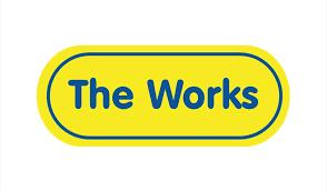 The Works bookshop january sale still on