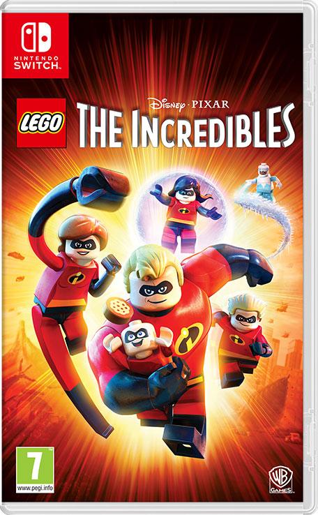 Nintendo Switch Lego Incredibles £20.49 Digital Download at Nintendo Shop