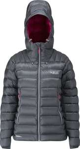 RAB Women's Electron Down Jacket £150 (If the price match with LD mountain centre website) @ Go Outdoors