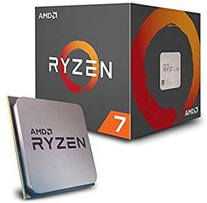 AMD Ryzen 7 2700 Processor with Wraith Spire RGB LED Cooler £129 Delivered @ Amazon (Sold by CPU World)