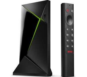 Nvidia Shield TV Pro (2019) 16GB with £10 Steam Card £199 @ Currys PC World