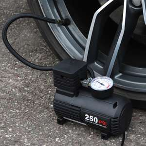Tyre Inflator 250psi for £4.99 @ Toolstation (Free click and collect)