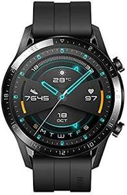 HUAWEI Watch GT 2 (46 mm) Smart Watch, 1.39 Inch AMOLED Display with 3D Glass Screen Smartwatch, Matte Black £165.06 @ Amazon