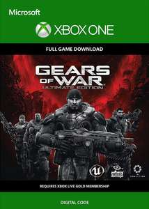 Gears of War: Ultimate Edition + Gears 2 and 3 (Xbox One) [Digital Code] - £1.44 with code @ Eneba